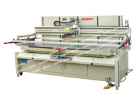 3/4 AUTOMATIC GLASS SCREEN PRINTING MACHINE WITH CONVEYOR BELT TPM-G/C Series